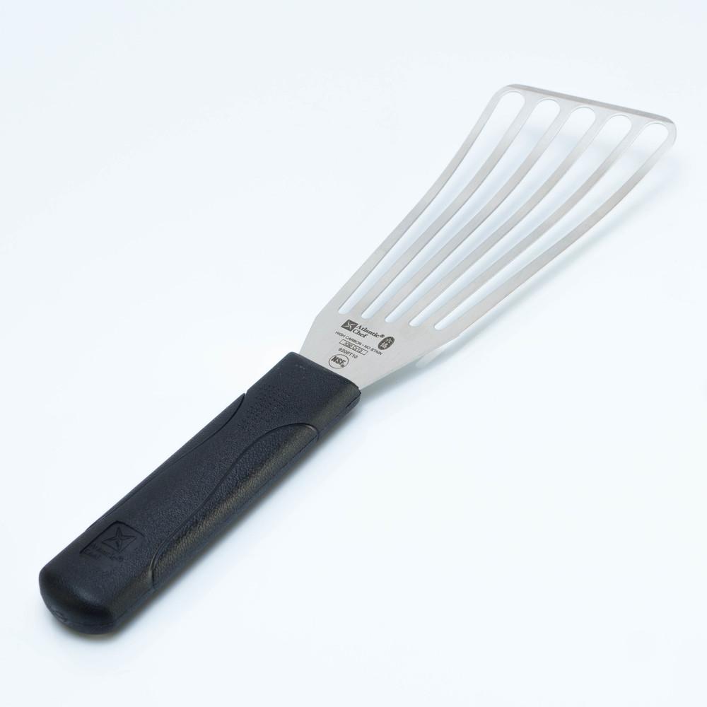 9200T10-Лопатка, перфорированная для жарки рыбы 16 х 7.2 см