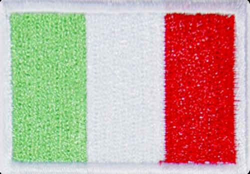 Шеврон флаг Италии