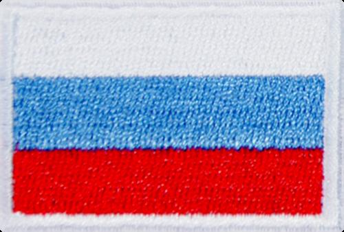 Шеврон флаг России