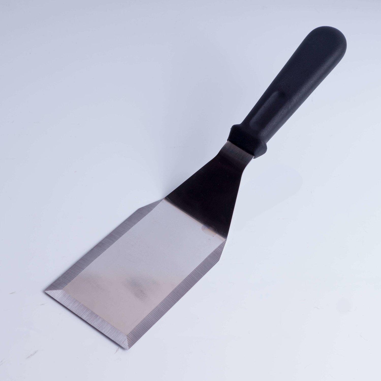 7059160-Лопатка кондитерская с изгибом 12,5 х 7 см, 28см