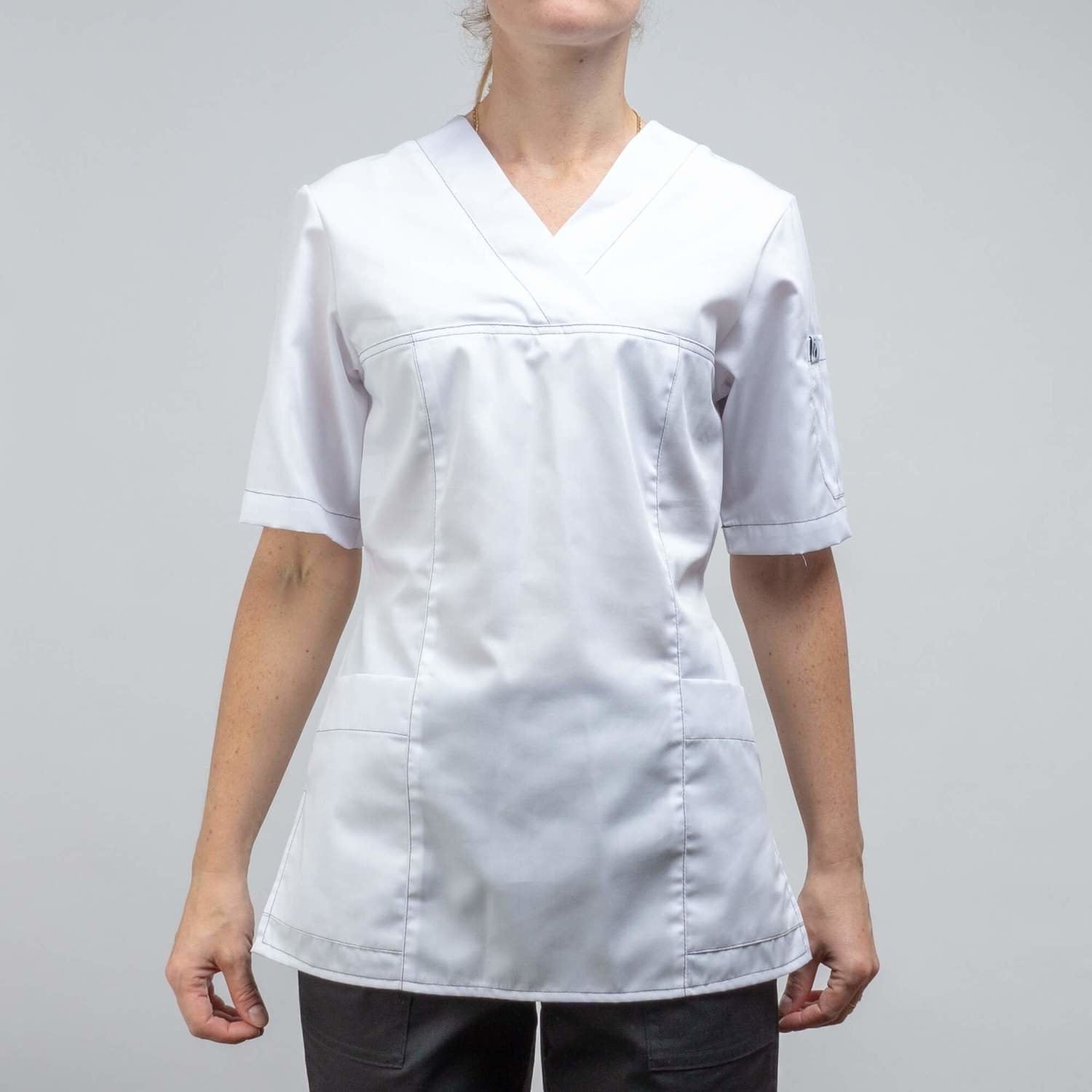 570WS2 - CHEF'S TUNIC