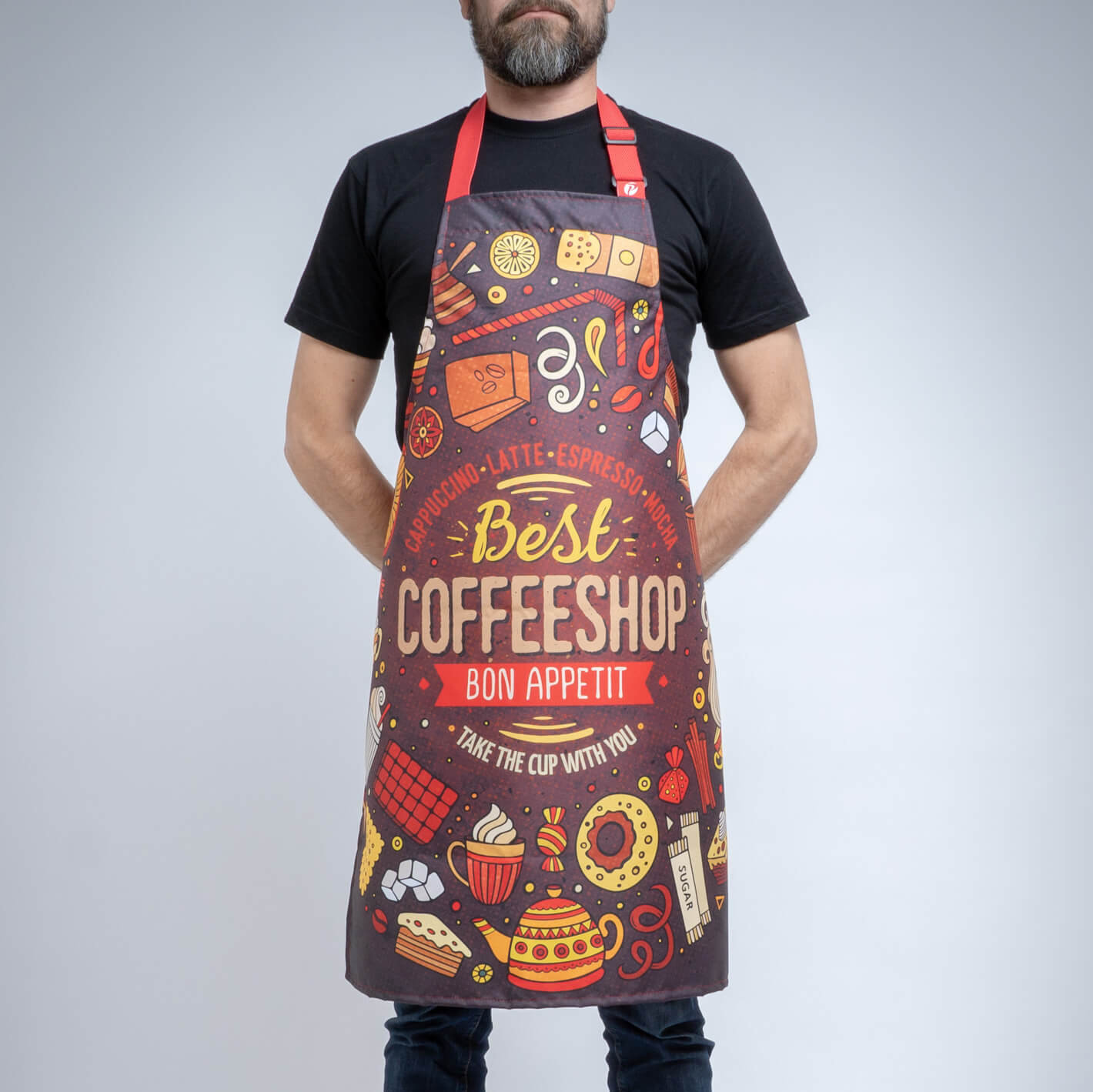 FRS25/COFFEESHOP - ФАРТУК