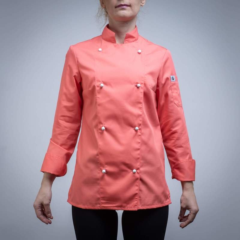 501PINK - CHEF'S JACKET