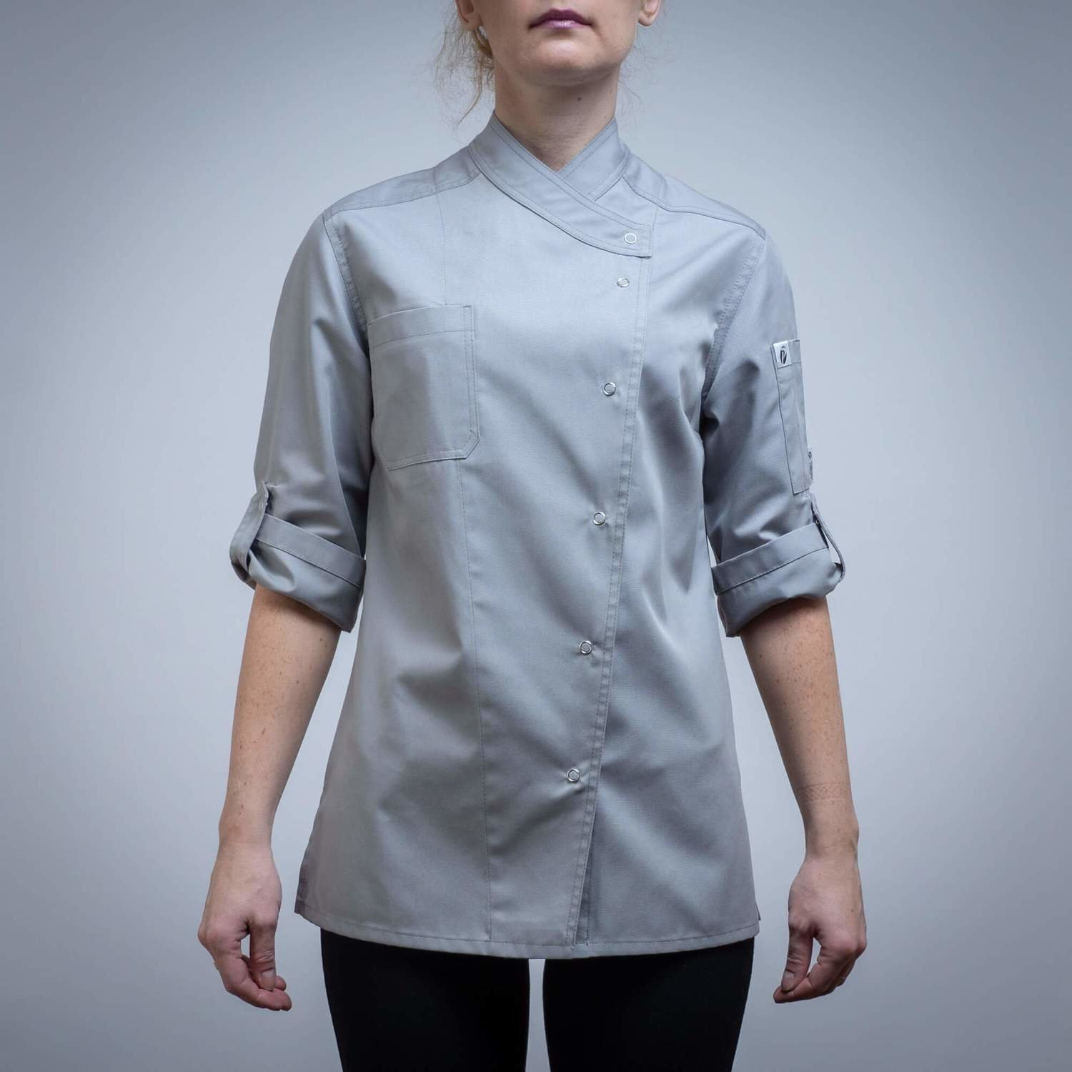 547GR - CHEF'S JACKET