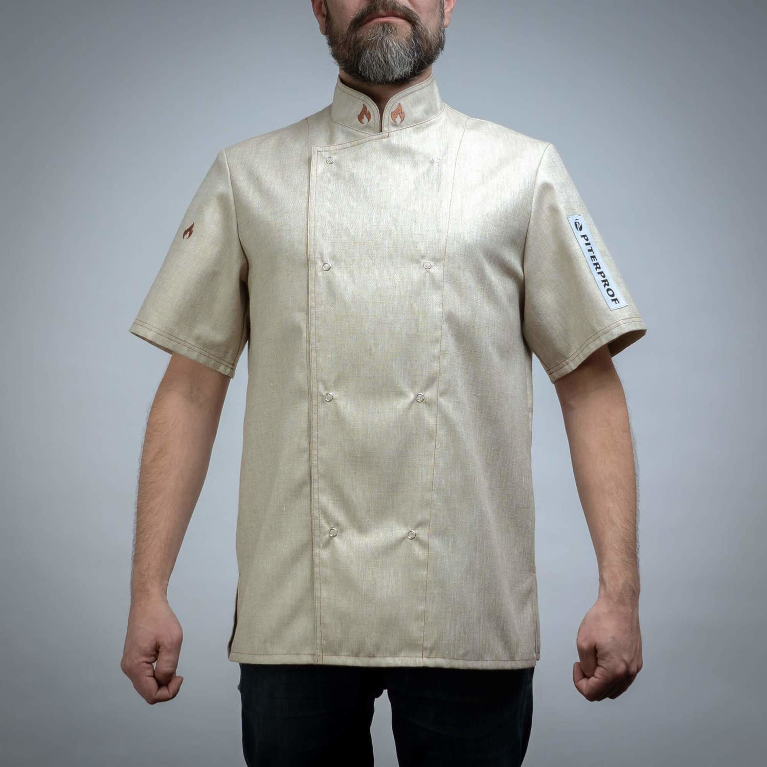 201LS - CHEF'S JACKET