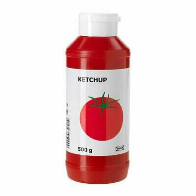 KETCHUP Томатный кетчуп,0.5 кг