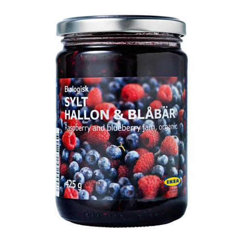Джем из малины и черники, SYLT HALLON &' || ' BLABAR / 0,425 кг