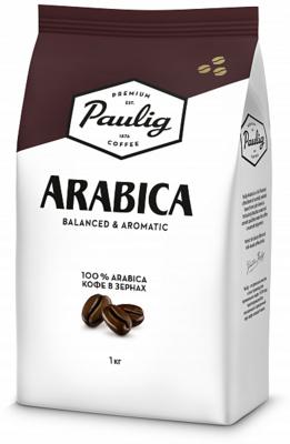 Кофе Paulig Arabica 100% зерно 1кг
