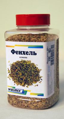 ФЕНХЕЛЬ СЕМЕНА, 190 г