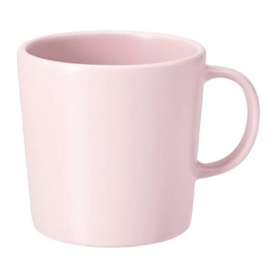 ДИНЕРА Кружка, светло-розовый