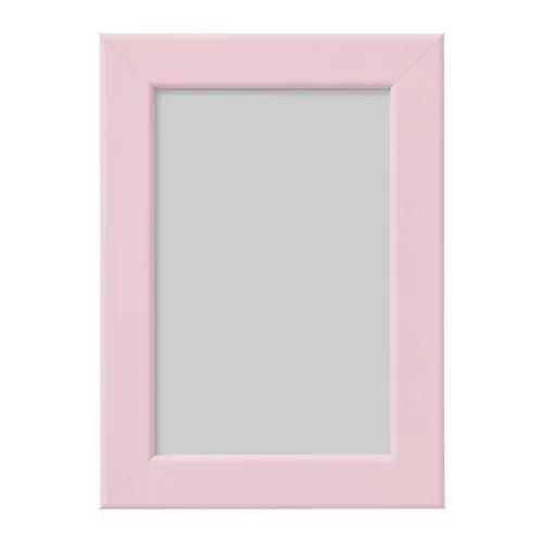 ФИСКБУ Рама, розовый  21x30 см