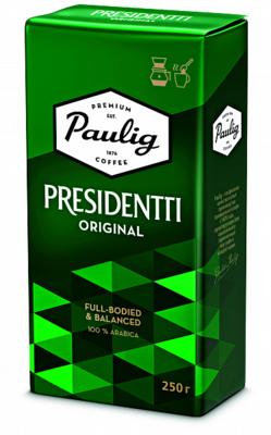 Кофе Paulig Presidentti Orig молотый 100% Арабика 250г