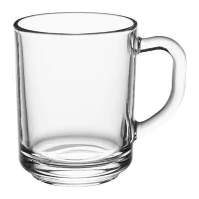 БЕТИТАД Кружка, закаленное стекло, 250 мл