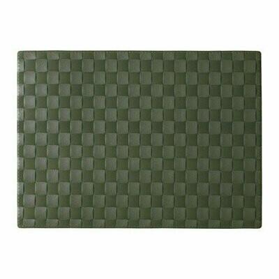 УРДЕНТЛИГ Салфетка под прибор, зеленый,46x33