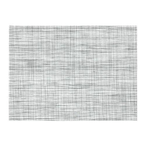 СНУББИГ Салфетка под приборы, белый/черный