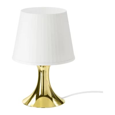 ЛАМПАН Лампа настольная, золотой