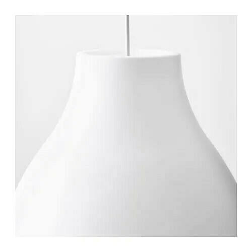 МЕЛОДИ Подвесной светильник, белый  38 см