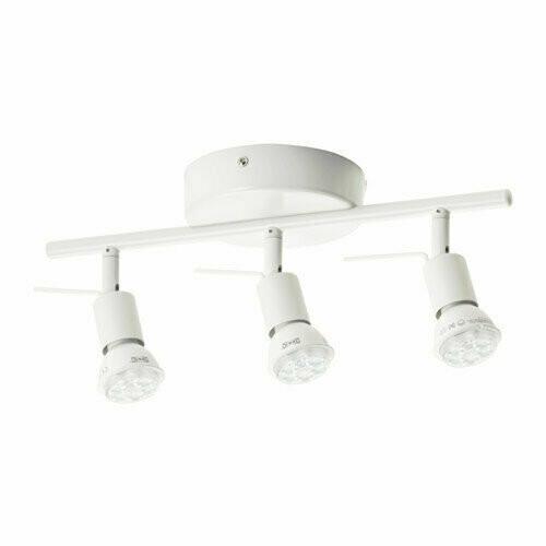 Потолочная шина ТРОСС , 3 лампы, белый