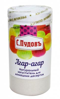 Агар-Агар пищевой 40г
