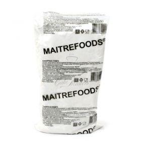 Сахарная пудра  Maitrefoods (Мэтр), пакет 1 кг
