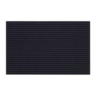 КРИСТРУП Придверный коврик, темно-синий, 35x55 см