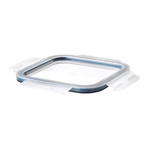 ИКЕА/365+ Крышка, четырехугольной формы, пластик