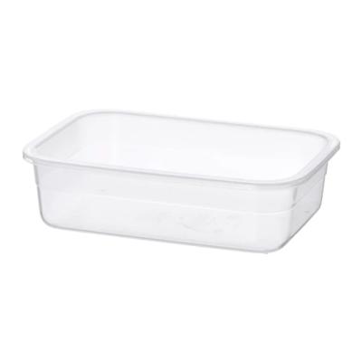 ИКЕА/365+ Контейнер для продуктов, прямоугольн формы, пластик, 1.0 л