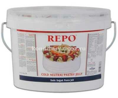 Гель зеркальный нейтральный Repo, Турция, 5 кг