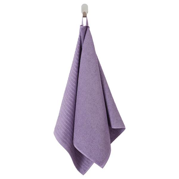 ВОГШЁН Полотенце, фиолетовый 50*100