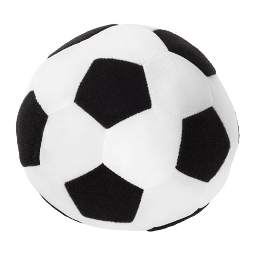 СПАРКА Мягкая игрушка , футбольный , мини