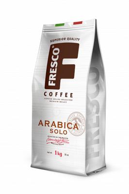 Кофе FRESCO Arabica Solo зерно 1000г