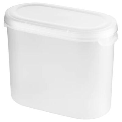ЭКТИГ Контейнер+крышка д/сухих продуктов, 1.1 л