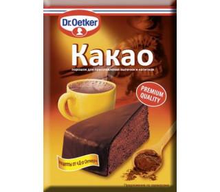 Какао-порошок DR. OETKER, 50 г