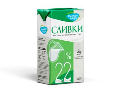 Сливки питьевые ультрапастеризованные ТМ