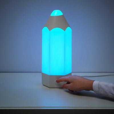 ПЕЛАРБОЙ Настольная лампа, светодиодная, разноцветный
