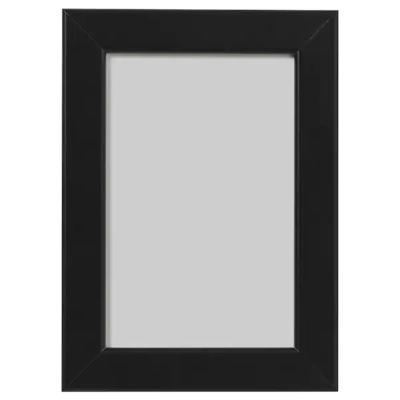 ФИСКБУ Рама, черный, 10x15 см