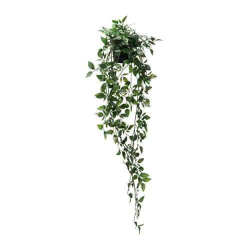 ФЕЙКА Искусственное растение в горшке, д/дома/улицы, подвесное