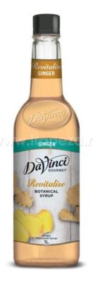 СИРОП ИМБИРЬ DAVINCI GOURMET, пласт.бутылка 1л.