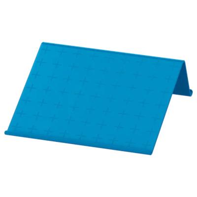 ИСБЕРГЕТ подставка для планшета, синий