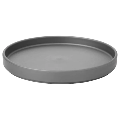 СТЭЛЛА Крышка/поднос, серый, 13 см