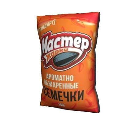 Семечки ароматно обжаренные МАСТЕР ЖАРКИ, 350 гр.
