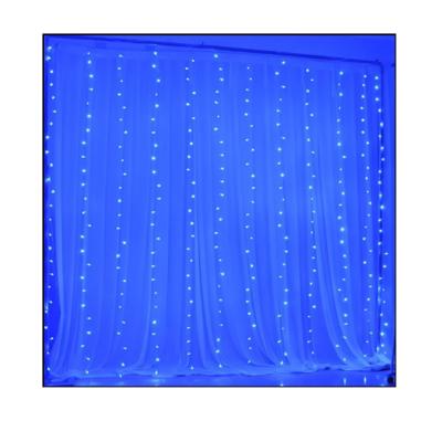 Гирлянда светодиодная Занавес 3.0х2.0 м 320LED, теплый белый