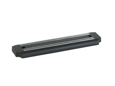 Держатель ножей магнитный 33 см, цвет чёрный