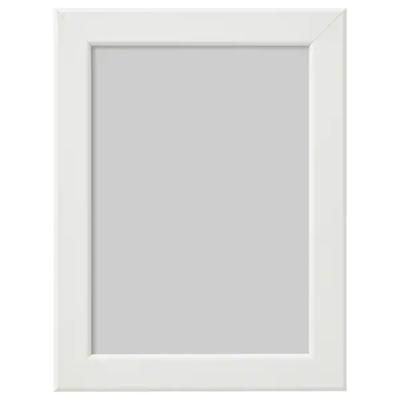 ФИСКБУ Рама, белый, 13x18 см