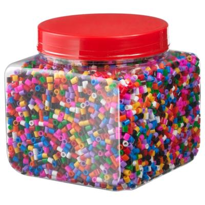 ПЮСЛА Бусины, разные цвета разные цвета, 600 гр