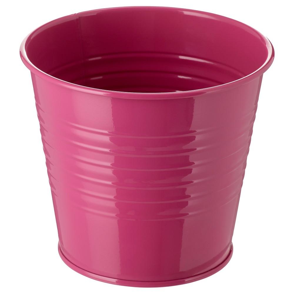 СОККЕР, кашпо, розовое