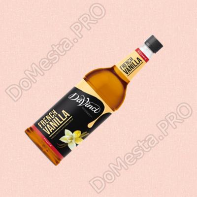 Сироп Французская ваниль 1л, DA VINCI, Соединенное королевство