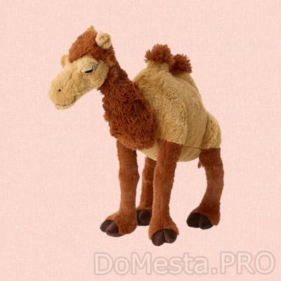 САНДЭГАРЕ Мягкая игрушка, верблюд, 46 см