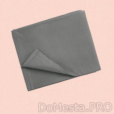 УЛЛЬВИДЕ Простыня, серый, 150x260 см
