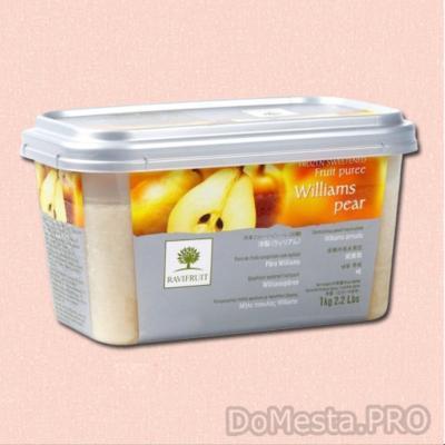 Пюре из груши с/м 10% сахара 1 кг, Франция, Ravifruit